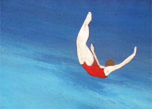 Roberta Pinna, Diver I